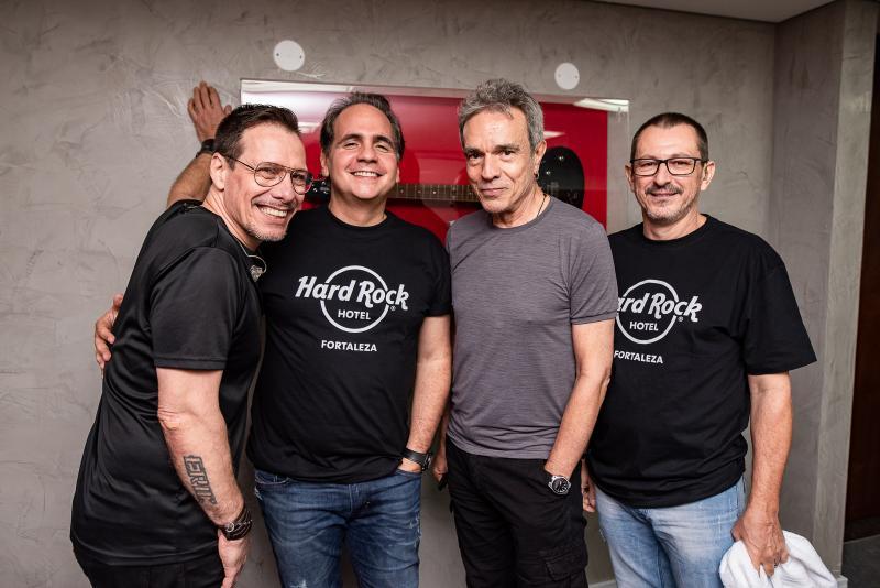 Marcelo da Costa, Ricardo Barcelar, Arnaldo Brandao, Sergio Vulcanis