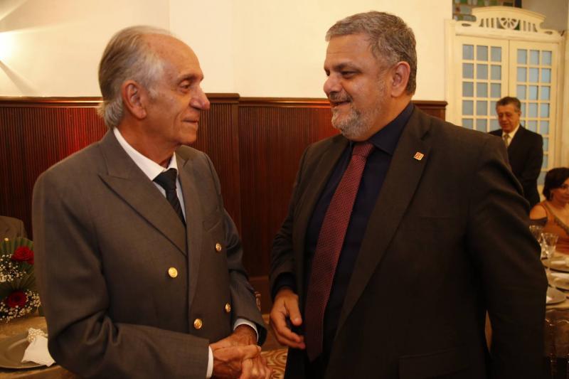 Joao Guimaraes e Jorge Bagdeve