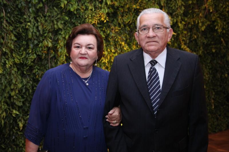 Luzia e Antonio Mota
