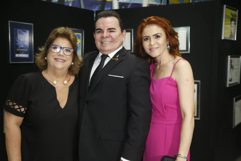 Maria do Carmo Temporal, Walker e Fatima Santiago