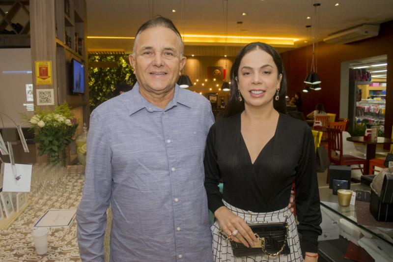Raimundo Philomeno e Roberta Fonteles