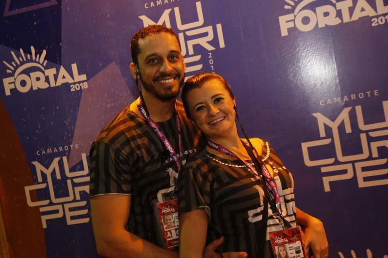 Paulo Junior e Sandra Bezerra