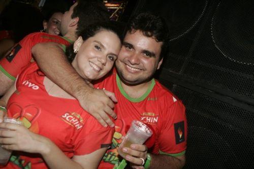 Marina carvalho e Joao Meneleu