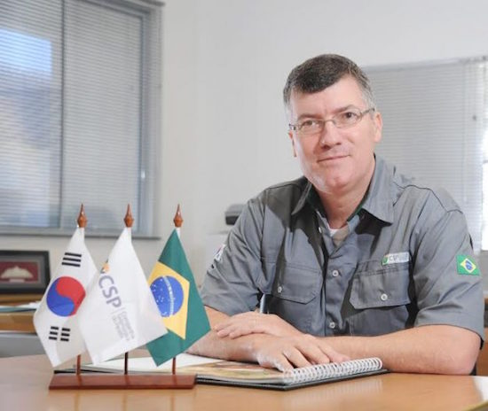Eduardo Parente apresenta resultados da CSP