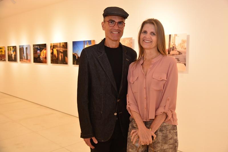 Wagner Barreira e Nely de Carvalho