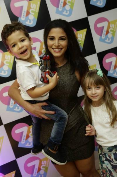 Rafaelzinho e Ana Luiza Sa e Lara Petrola 2
