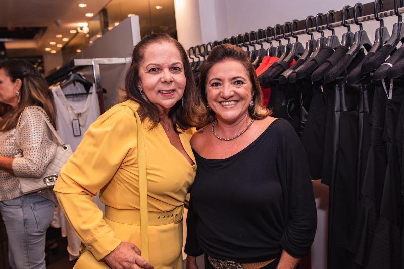 Fernanda Laprovitera e Tete Albuquerque
