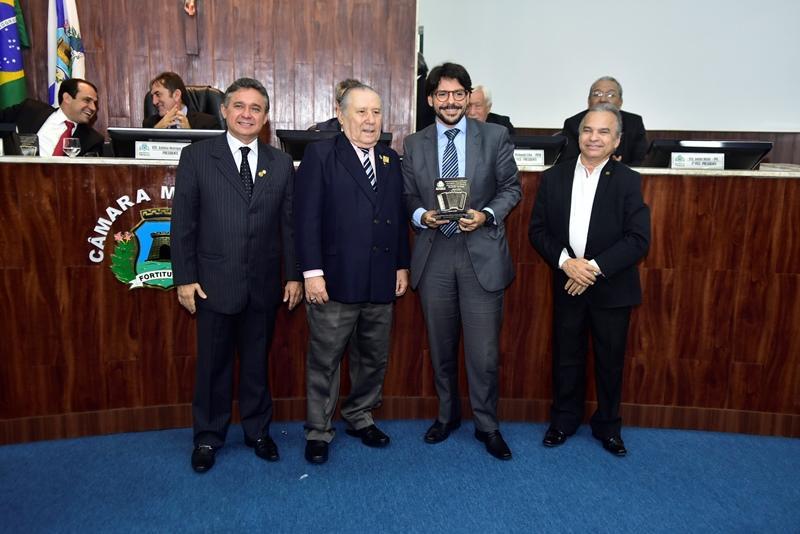 Jose Porto, Idalmir Feitosa, Paulo Vanderley, Eron Moreira