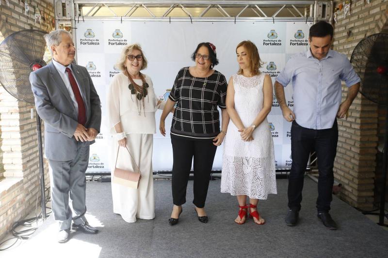 Antonio Fernandes, Socorro Franca, Damares Alves, Maira Pinheiro e Capitao Wagner
