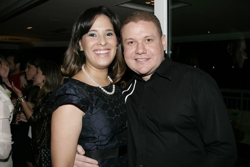 Rebecca Souza e Rodrigo Leonardo