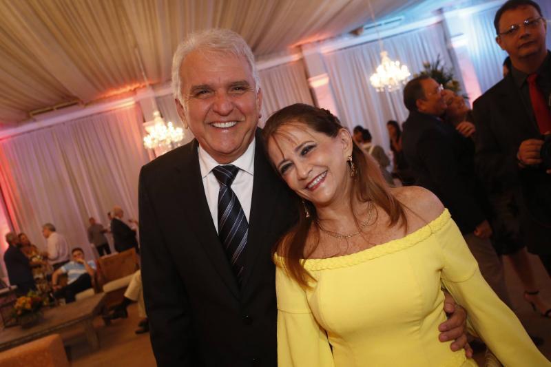 Antonio e Valeria Camara