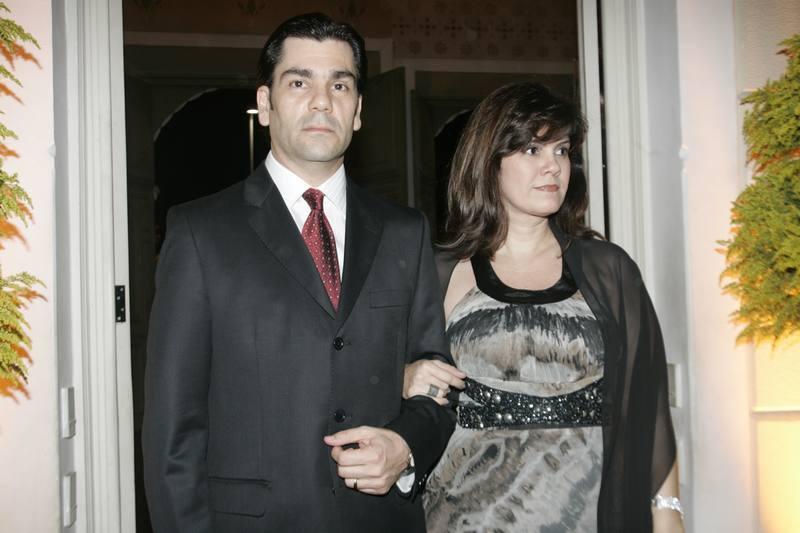 Leandro e Josiane Cestari