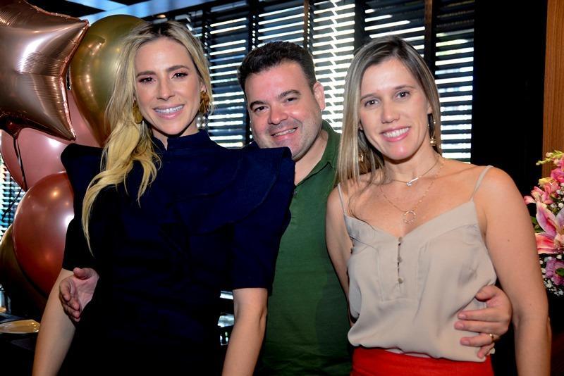 Martinha Freire, Jose Carlos e Ivna Pinheiro
