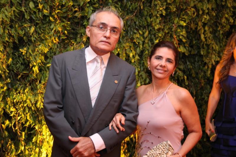 Glauco Lobo e Maria Claudia