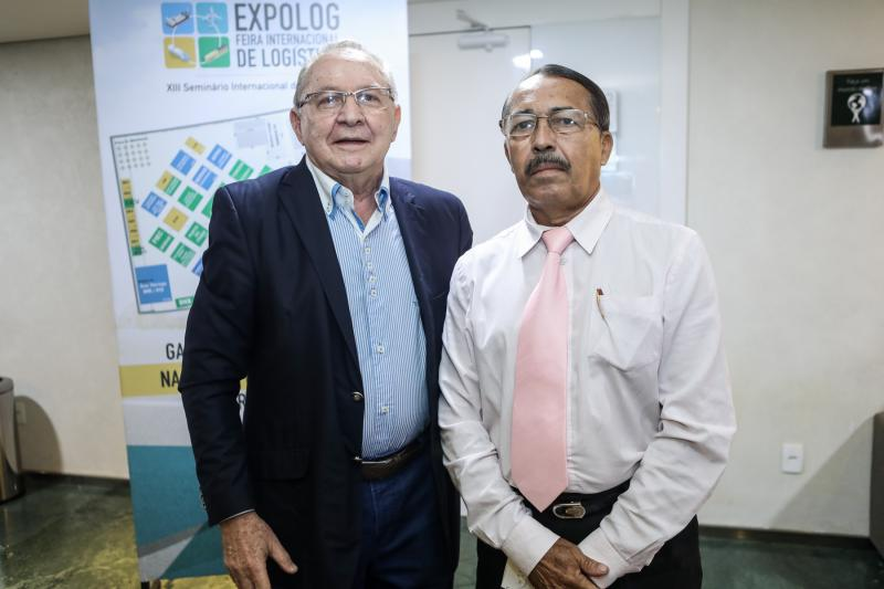 Clessio Tomaz e Cid Brasileiro