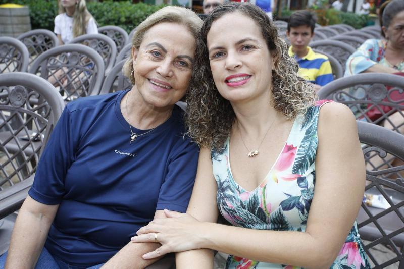 Carmen e Fernanda Furtado