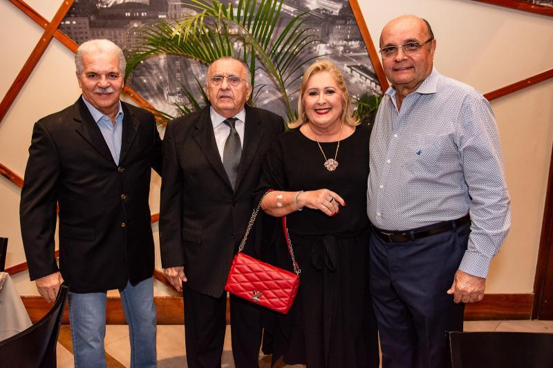 Pio Rodrigues, Joao Carlos Paes Mendonca, Tereza Gurgel e Fernando Cirino