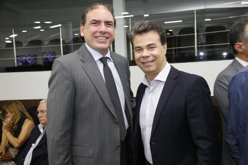 Breno Melo e Duda Brigido