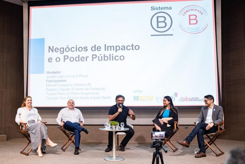 Negocios de Impacto e Sistema B