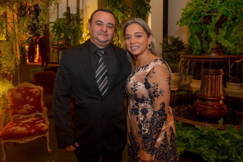 Hugo Medeiros e Isabel Vieira