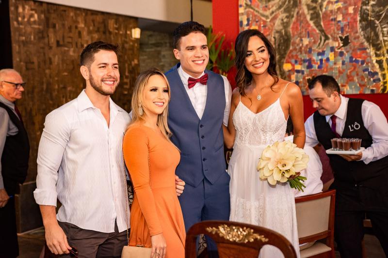 Demitri Iuri, Ana Paula Andrade, Marcos Lessa e Jeycielle Oliveira