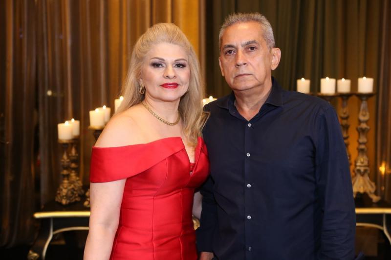 Marilza e Junior Pinto