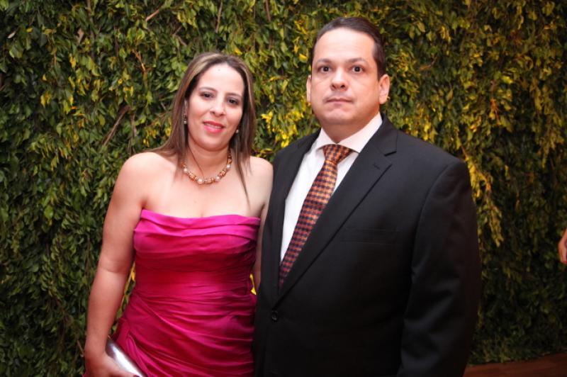 Nathalia e Marcus Lage