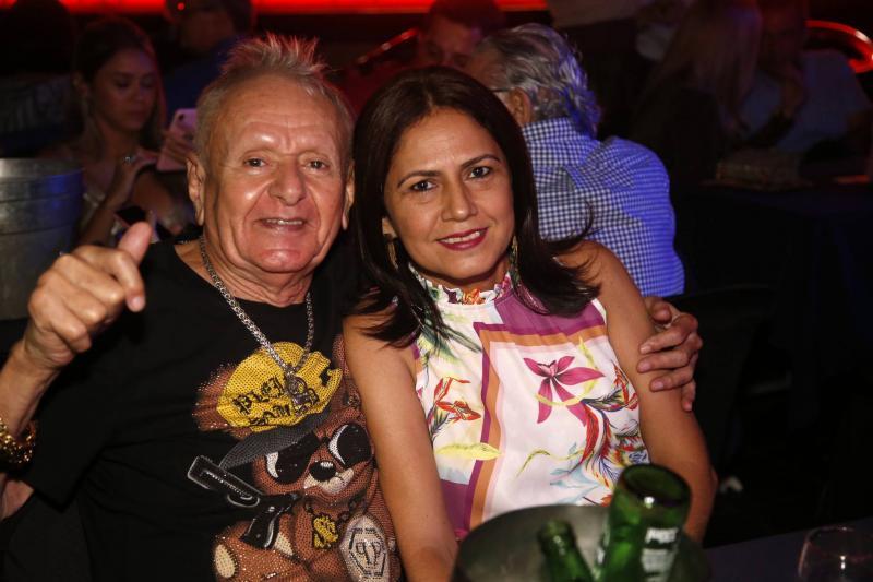 Flavio Reboucas e Celi Cavalcante