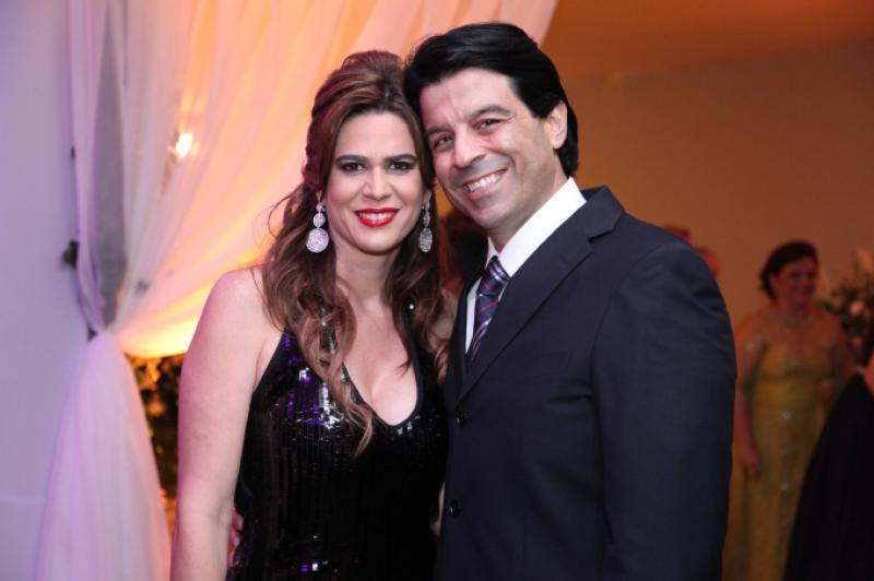 Mirella e Ronaldo Otoch