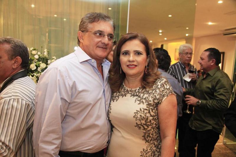 Alberto Cysne e Ismenia Cysne