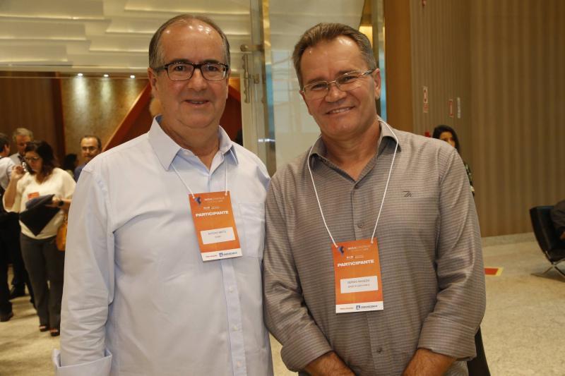 Antonio Brito e Sergio Macedo