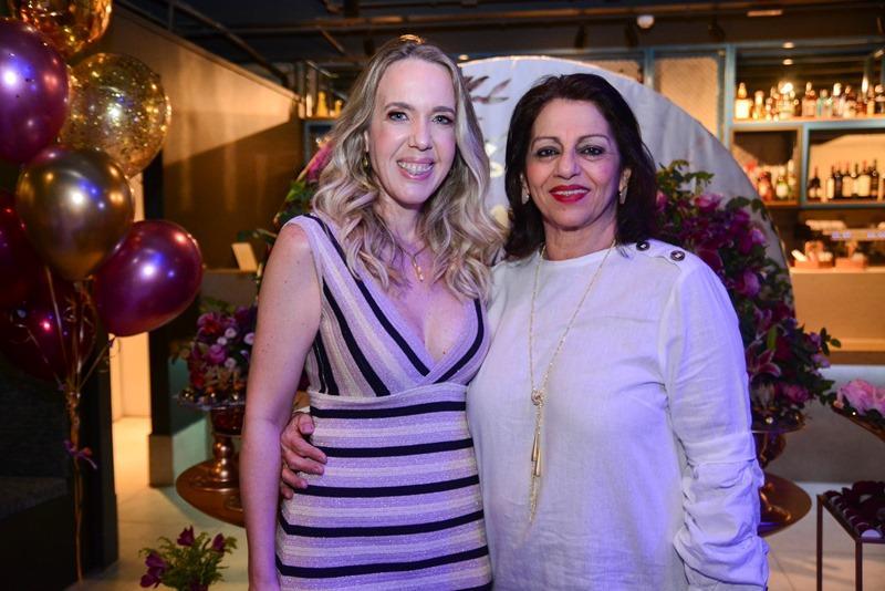 Erika Figueiredo e Lidia Vieira