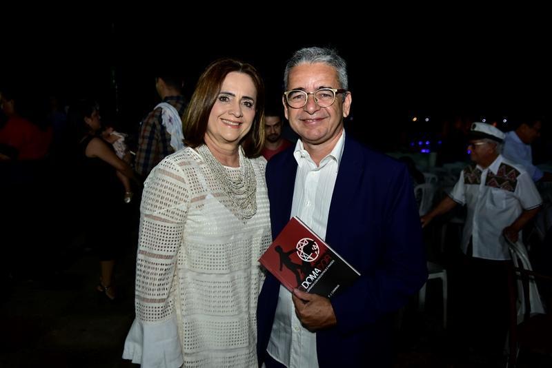 Ana Cristina e Baltazar Moreira