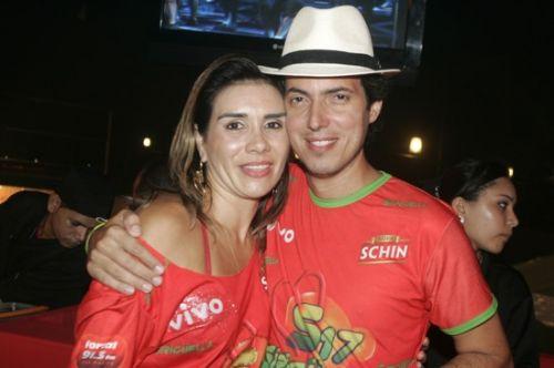 Anne e Leo Alcantara