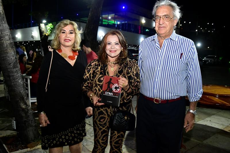 Liane Franco, Letinha Sampaio, Roberto