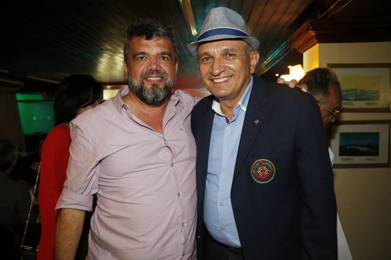 Paulo Plutarco e Licinio Correa