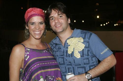 Lilian Carvalho e Pedro Toscano
