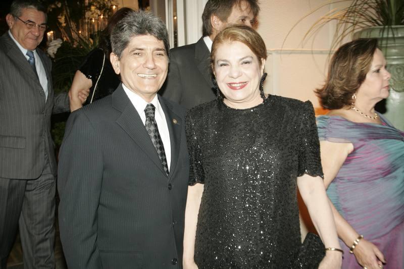 Jose Augusto e Bernadete Bezerra