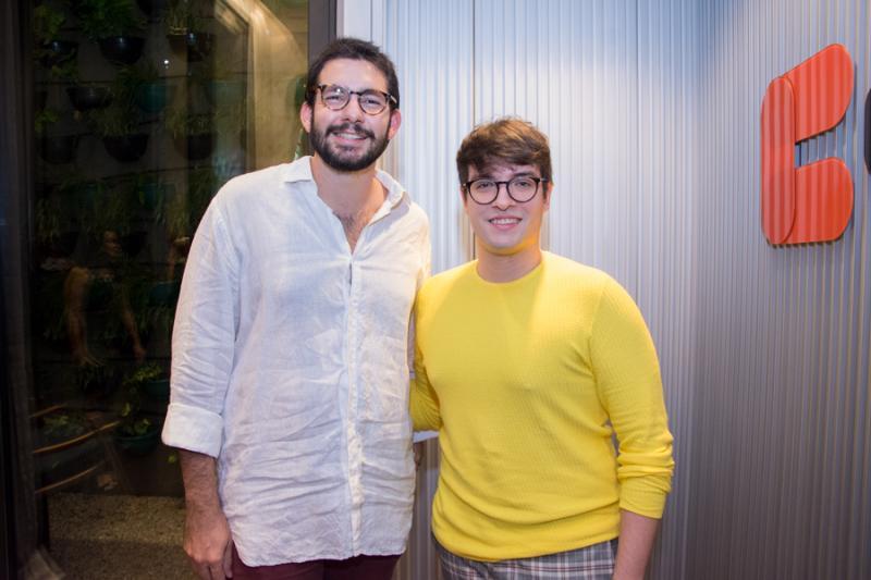 Diego Saunders e Sergio Diogenes