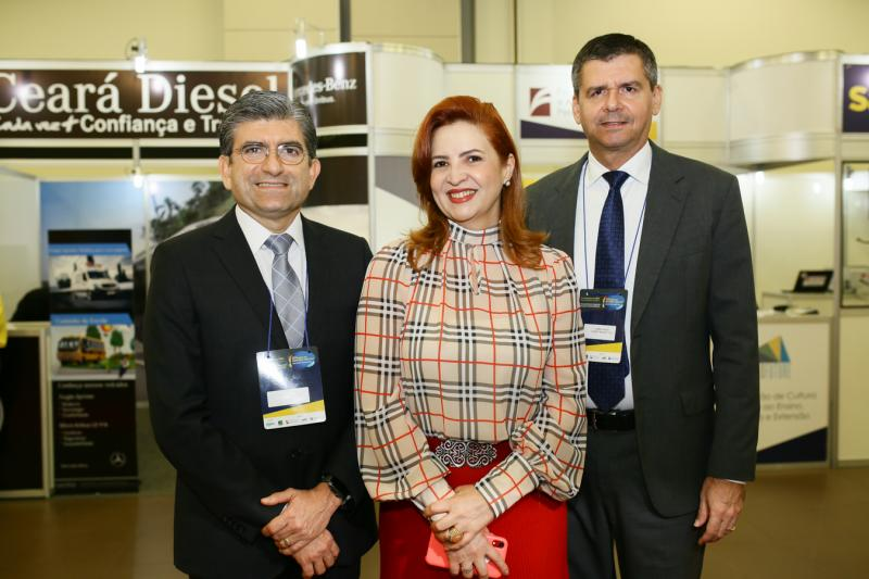 Luiz Mario, Enid Camara e Juraci Muniz