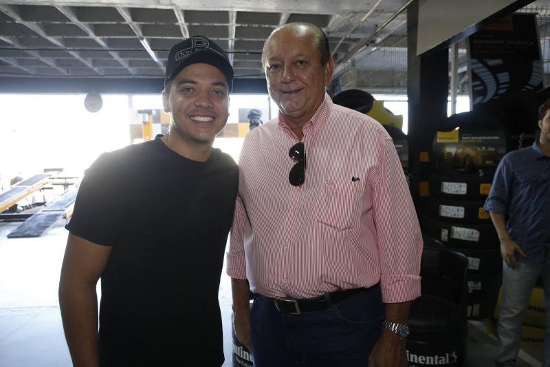 Wesley Safadao e Rafael Leal 1