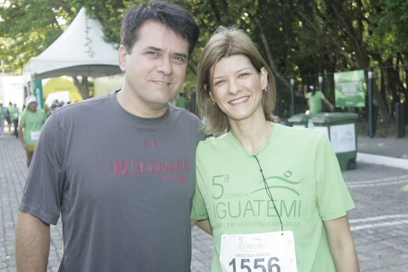 Marcelo e Cristina Brasil