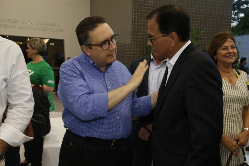 Luiz Eduardo Moraes e Beto Studart