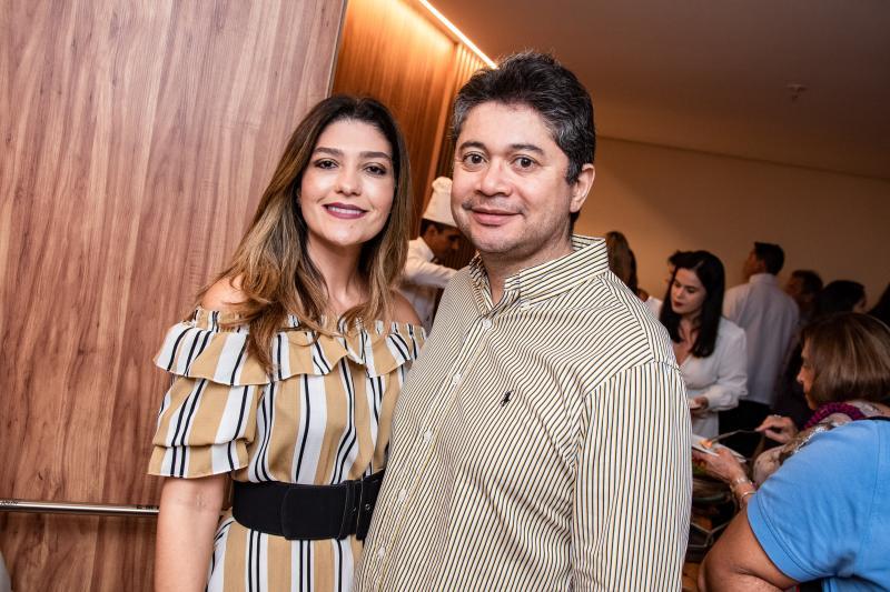 Carla e Evilazio Leobino