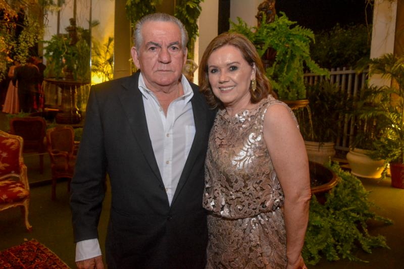Rogerio e Vera Aguiar