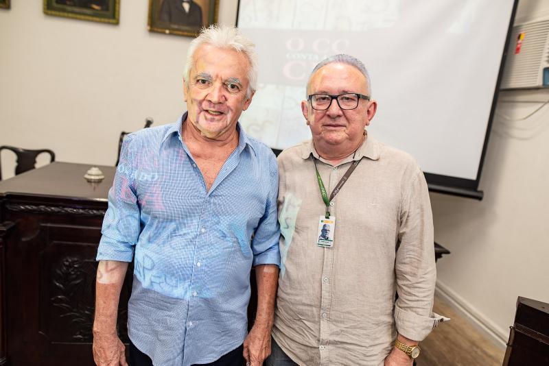 Candido Couto e Jose Aluisio