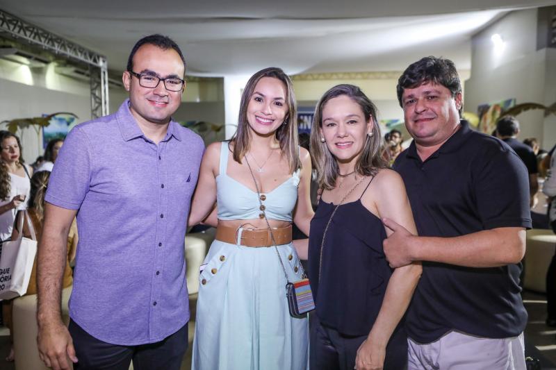 Carlos e Carliane Mendes