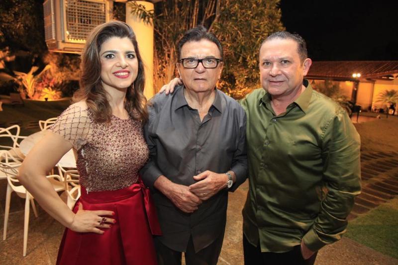Rilka Bezerra, Paulo Bezerra e Max Bezerra