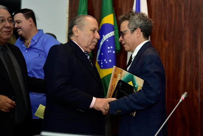 Idalmir Feitosa, Fabiano Piuba