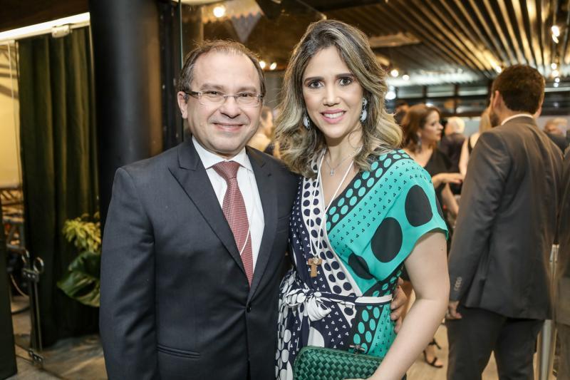 Carlos e Luciana Matos